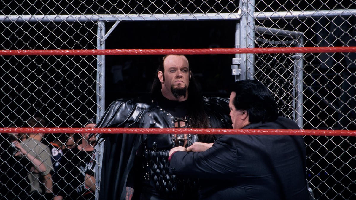 The Undertaker's 25 WrestleMania matches, ranked from ...