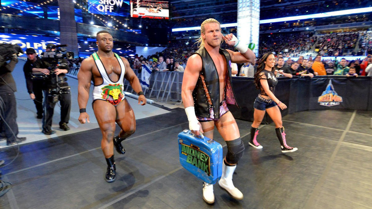 Image result for dolph ziggler and big e