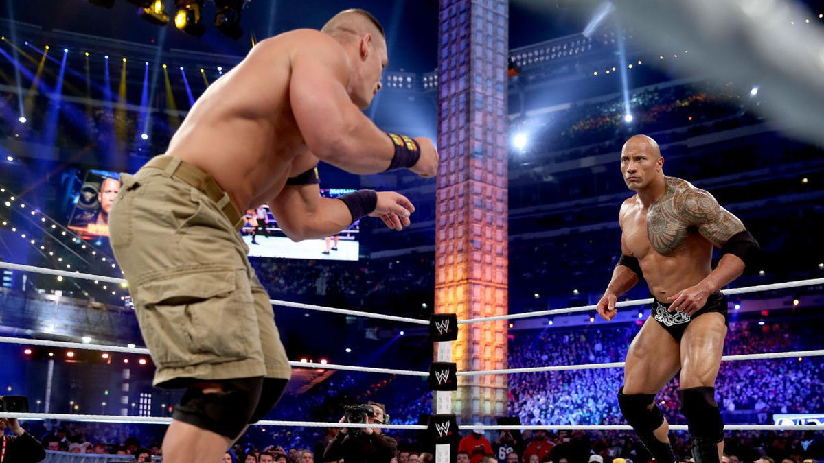 The Rock Not Happy With His Final WWE Match Against John Cena? 1