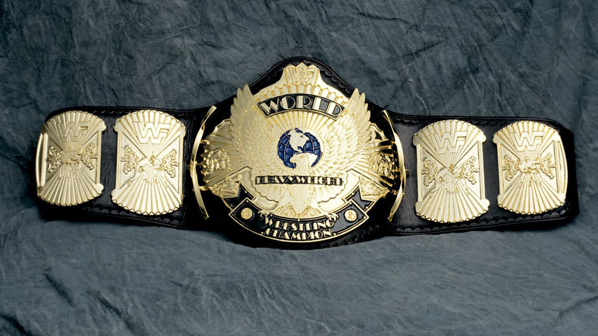 10 greatest championship belts photos wwe