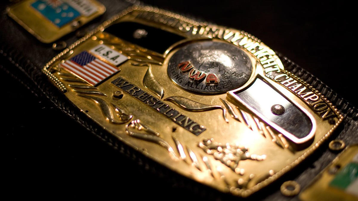 """Domed Globe"" NWA World Heavyweight Championship"