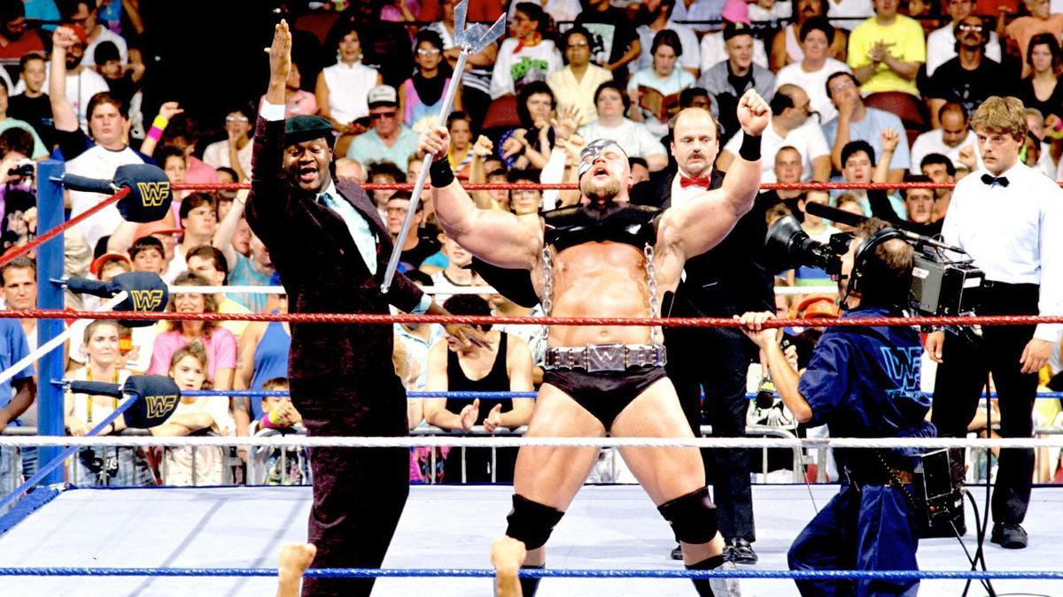 SummerSlam 1990: photos | WWE