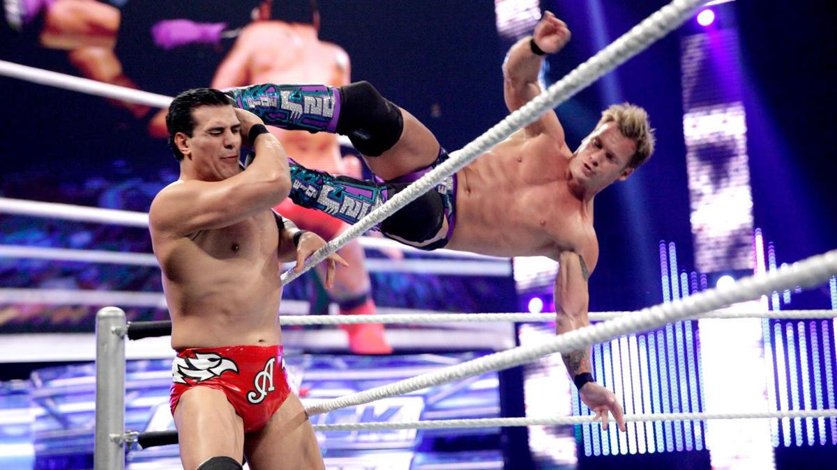 Chris Jericho vs. Alberto Del Rio: photos | WWE
