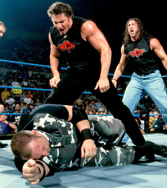 WWE becomes WCW: photos | WWE
