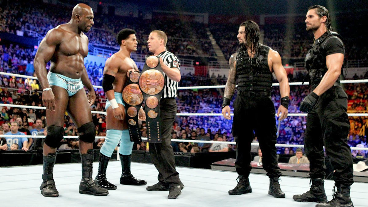 The Prime Time Players are eager to take on WWE Tag Team Champions Seth Rollins & Roman Reigns.