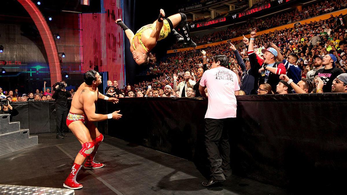 Image result for WWE Battleground 2013 Del Rio vs Van Dam