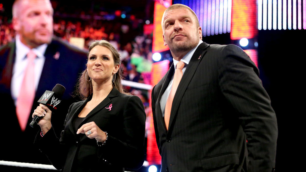 Triple H And Stephanie McMahon: Who Brought WWE Power Couple Together? 2