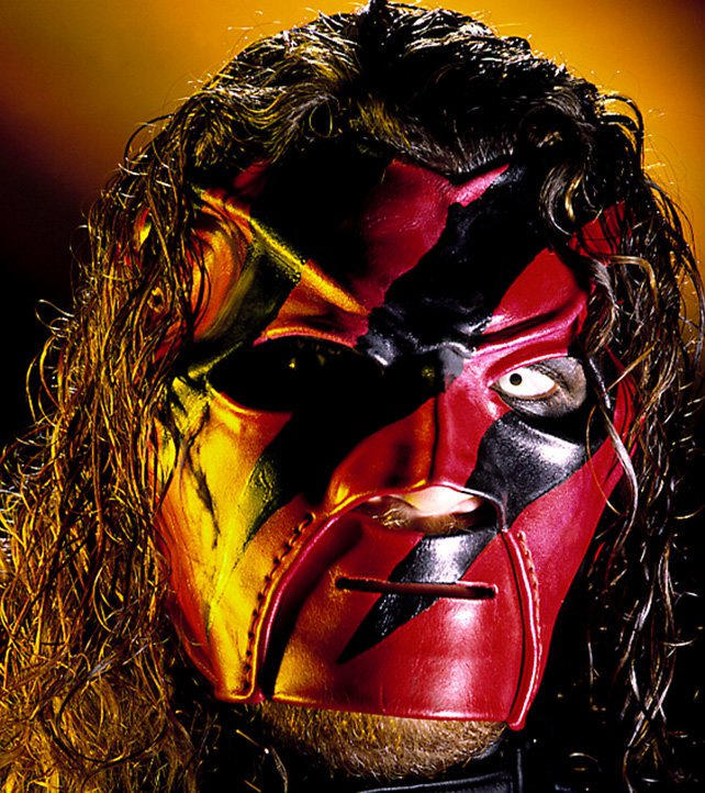 The Many Faces Of Kane Photos Wwe