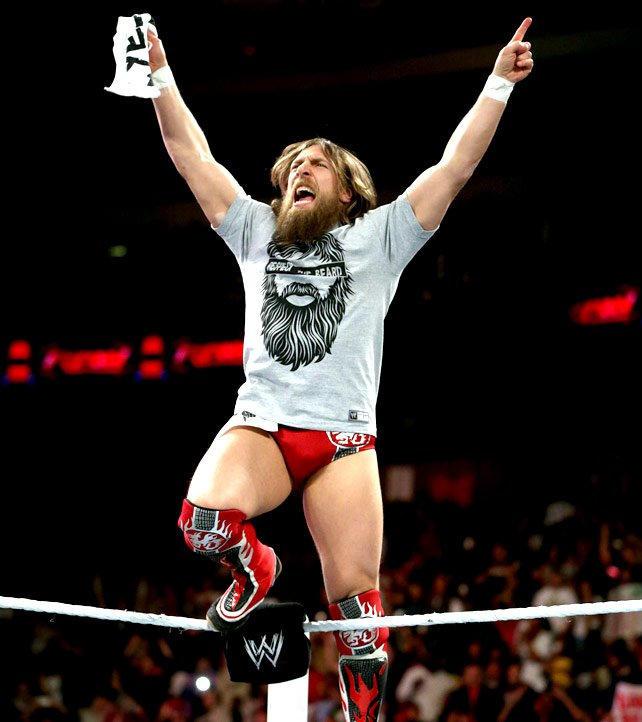 Daniel Bryan vs. Randy Orton: photos | WWE