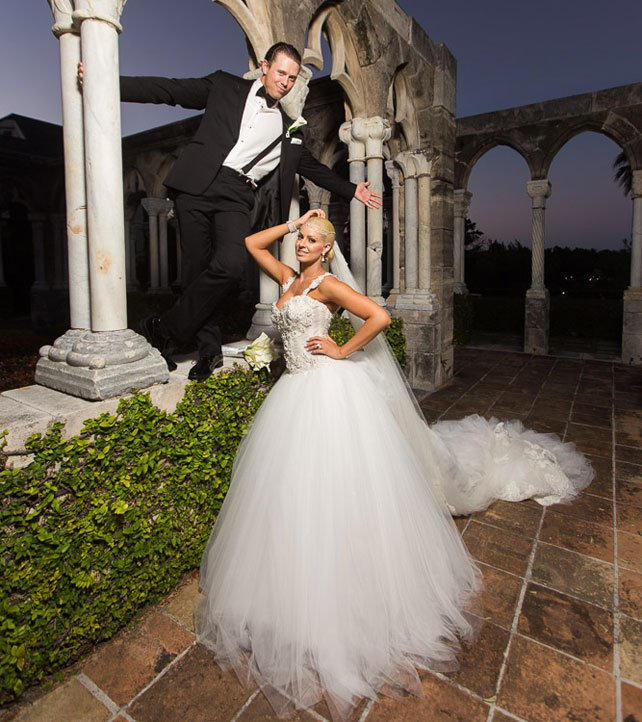 Wwe Wishes The Newly Married Best