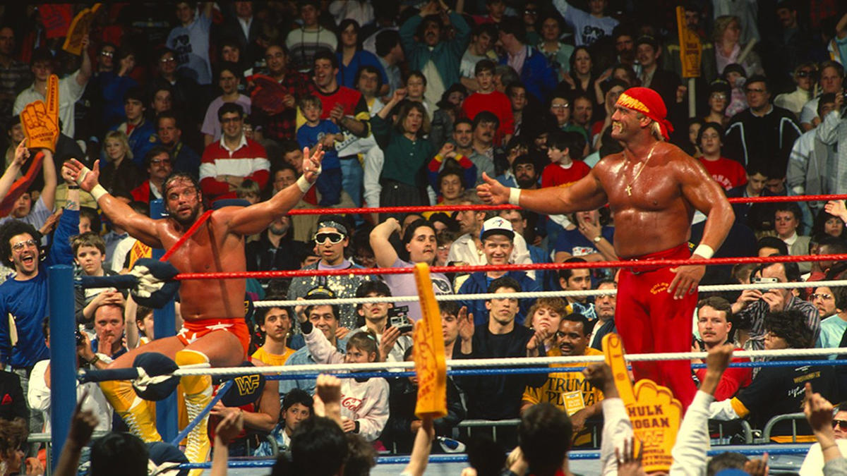 The Rise And Fall Of The Mega Powers Photos Wwe