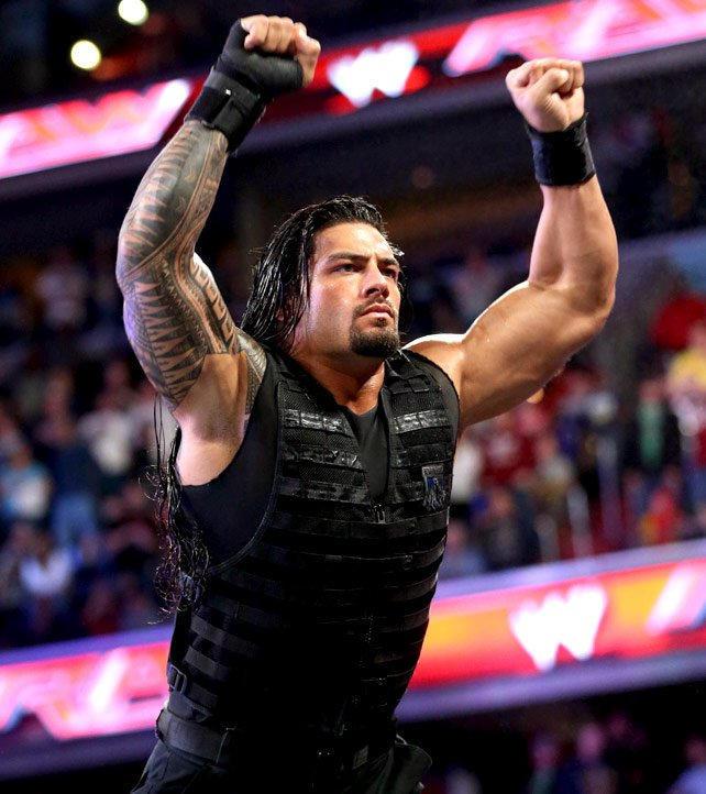 Roman Reigns vs. Kane – WWE App Vote Match: photos | WWE