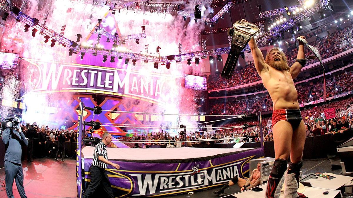 The triumph of Daniel Bryan, WrestleMania 30