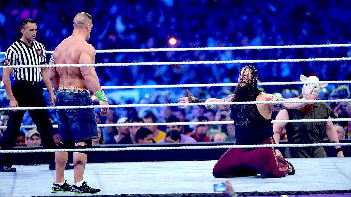 John Cena vs. Bray Wyatt: photos | WWE