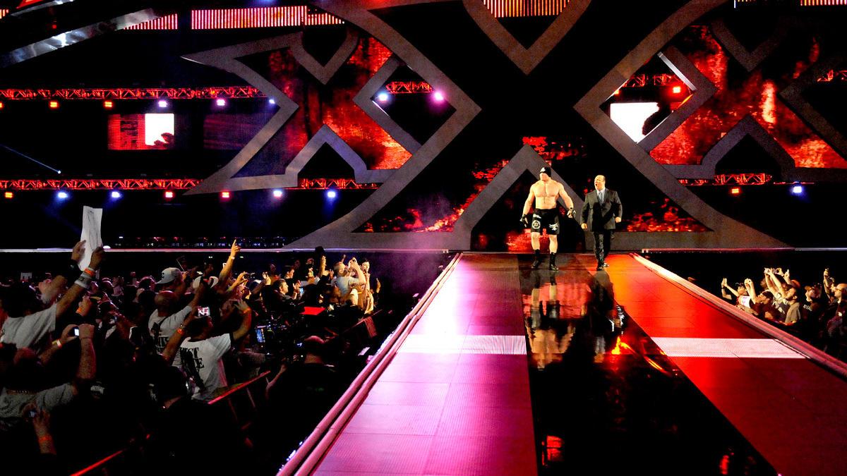 The Undertaker Vs Brock Lesnar Photos