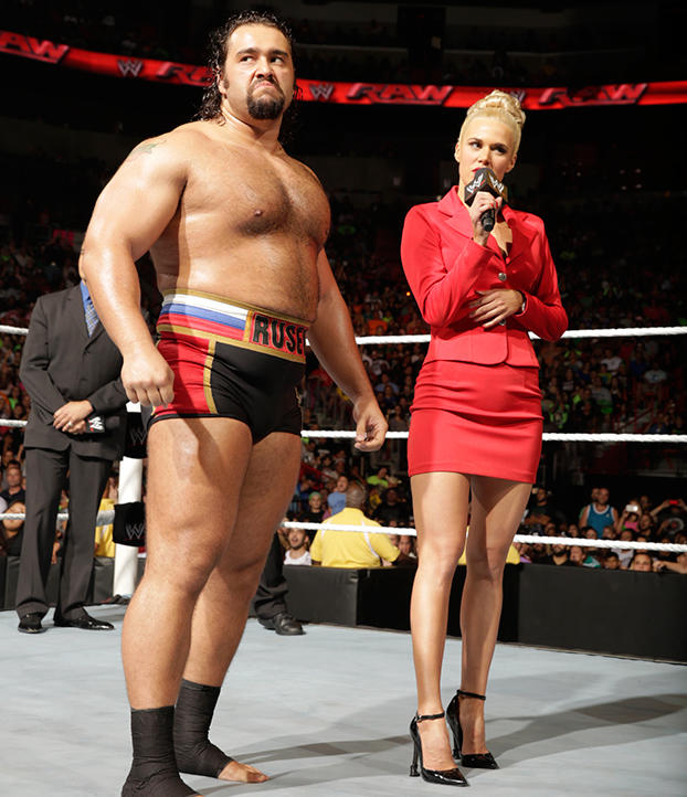 The great khali vs rusev photos wwe previous voltagebd Image collections