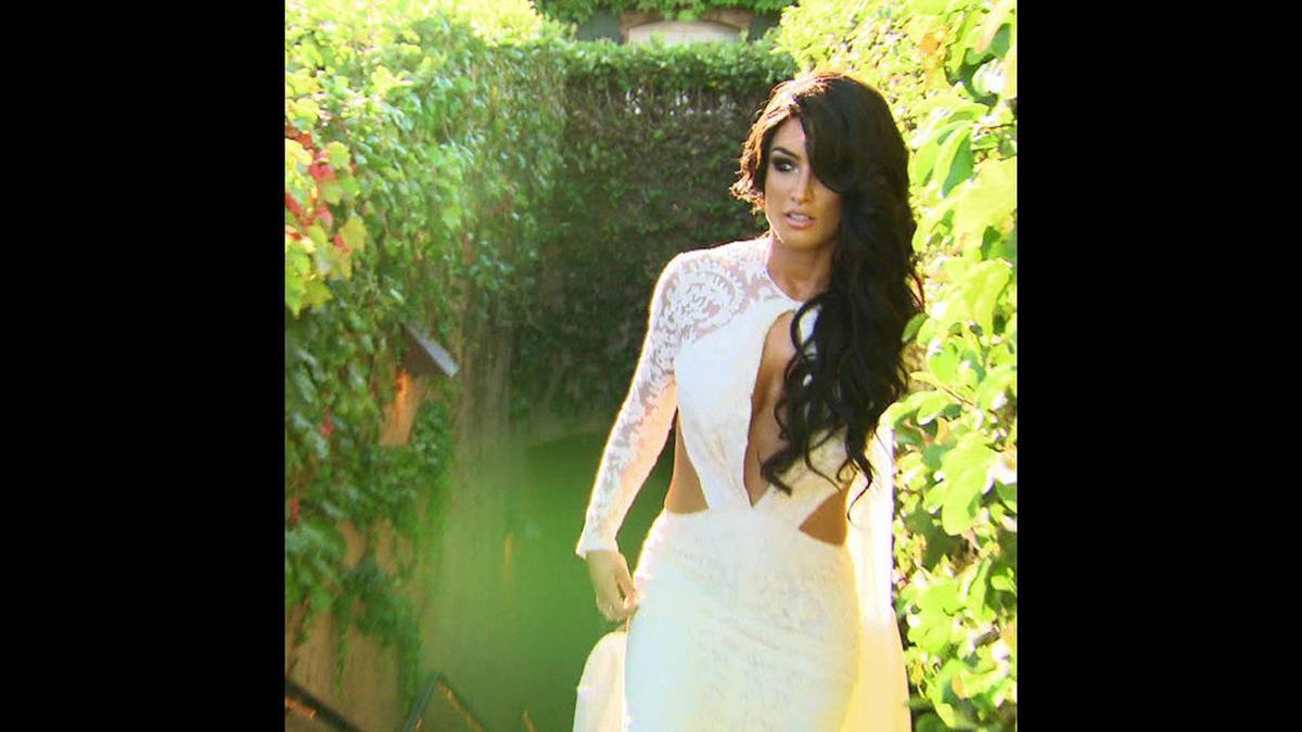 Eva Marie and Jonathan's wedding: photos   WWE