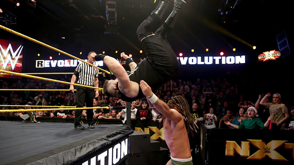 WWE NXT TakeOver: R Evolution: photos | WWE