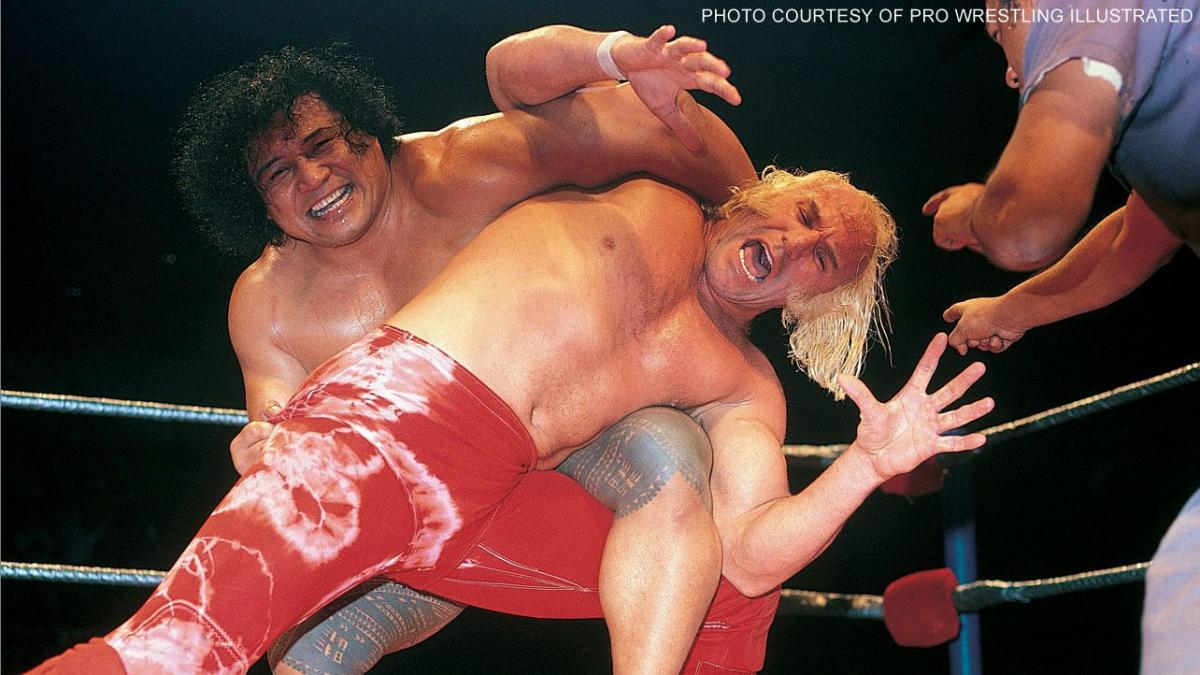 The Anoa'i family wrestling dynasty: photos | WWE