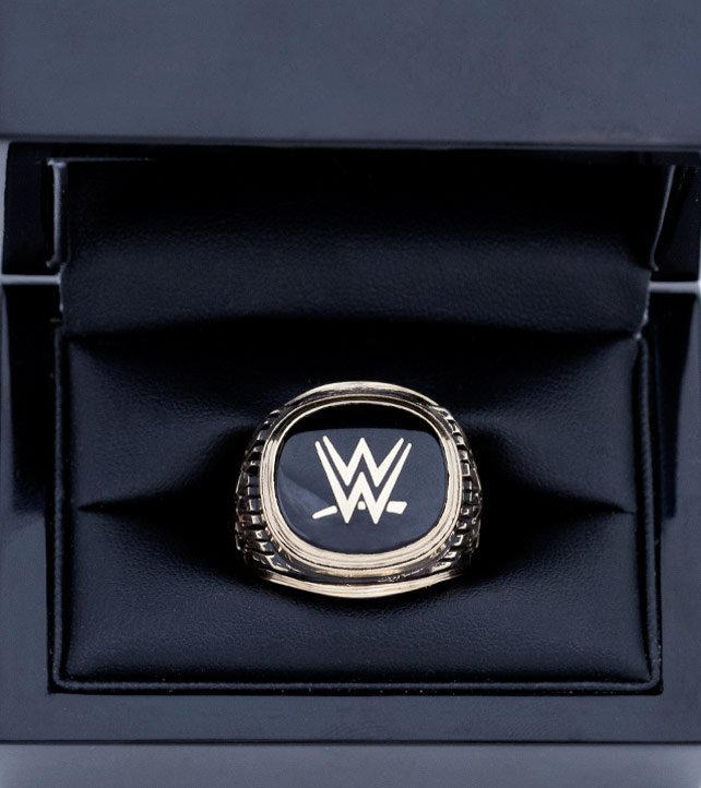 An exclusive look at the 2015 WWE Hall of Fame rings: photos
