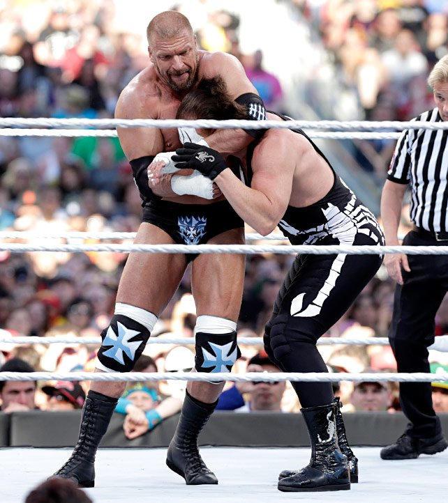 Sting vs. Triple H: photos | WWE