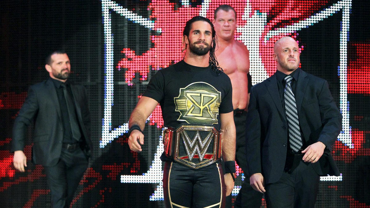 Randy Orton challenges Seth Rollins: photos   WWE
