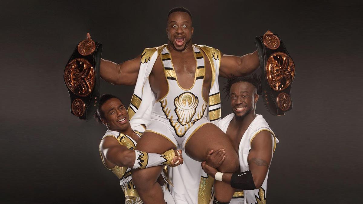 El nuevo día (Kofi Kingston, Big E y Xavier Woods)