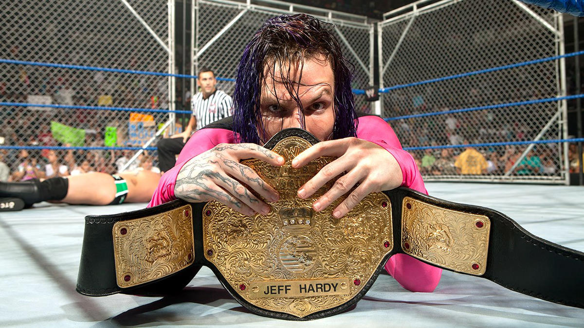 The World Heavyweight Championship Was Held By Some Of Sports Entertainments Greatest Superstars WWE Photo
