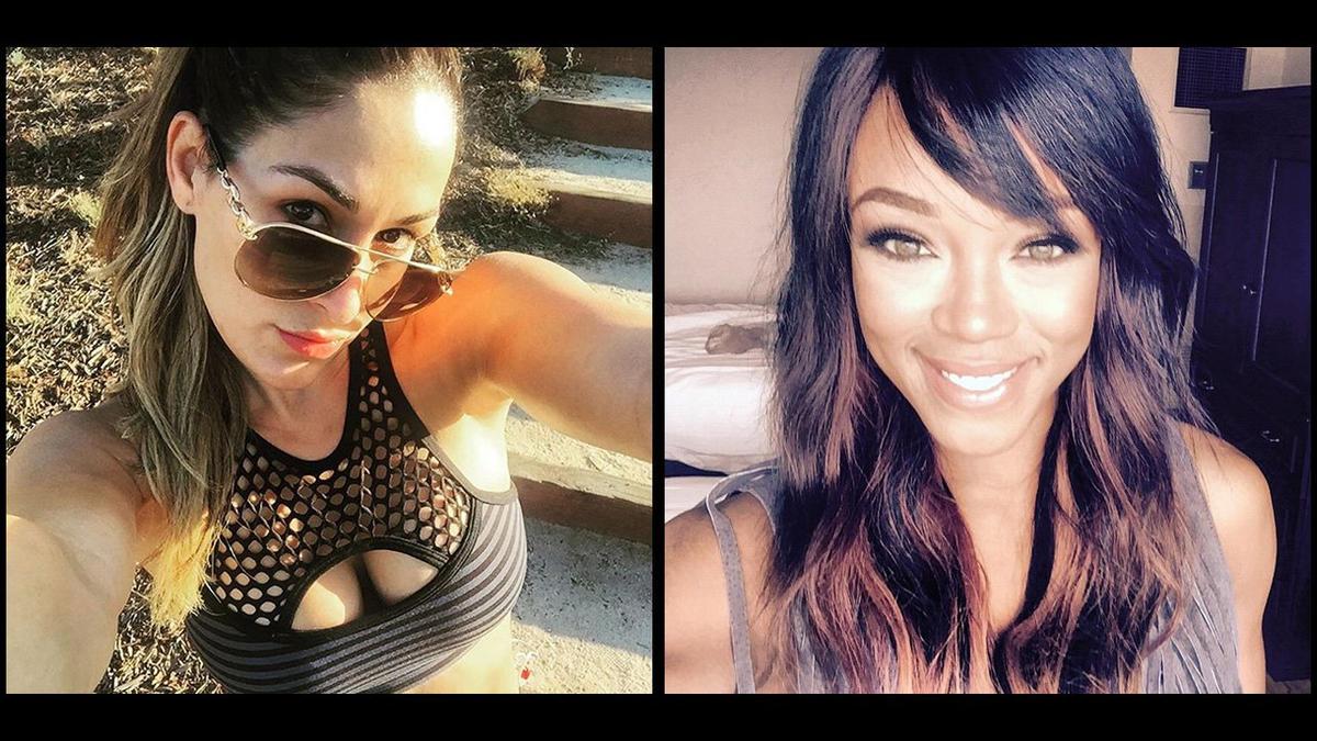 the 100 sexiest diva selfies! | wwe