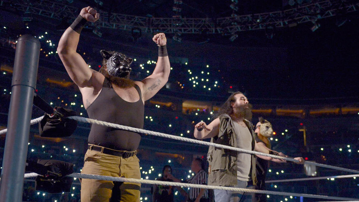Braun Strowman Shares A Story About Brodie Lee and Wyatt Family Fan Art