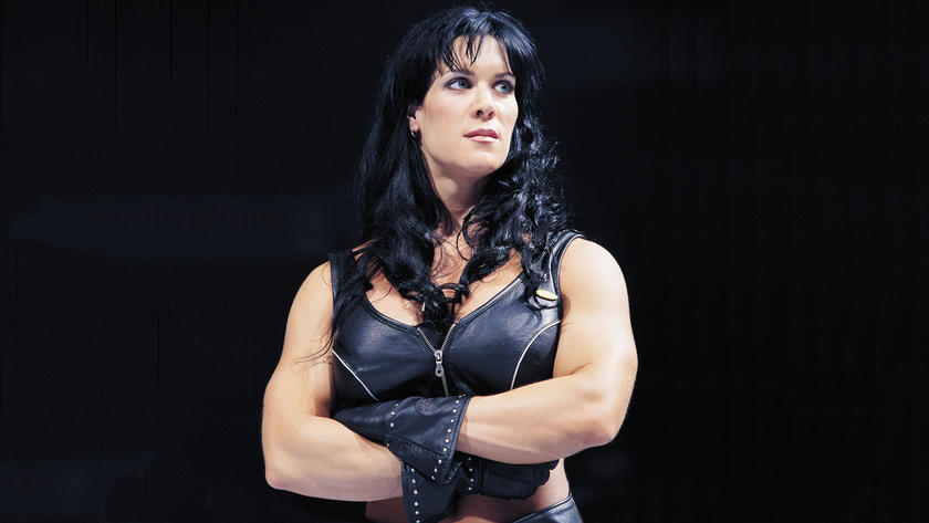 Chyna is one of the most popular women in the history of pro wrestling