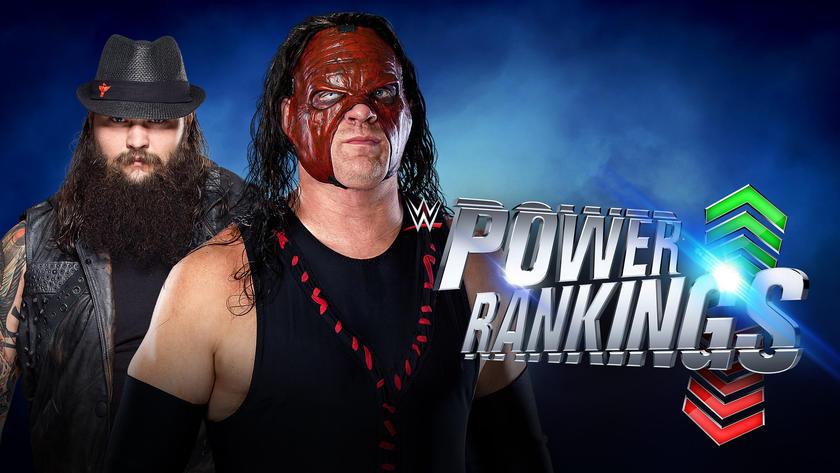 Wwe Power Rankings March 26 2016 Wwe