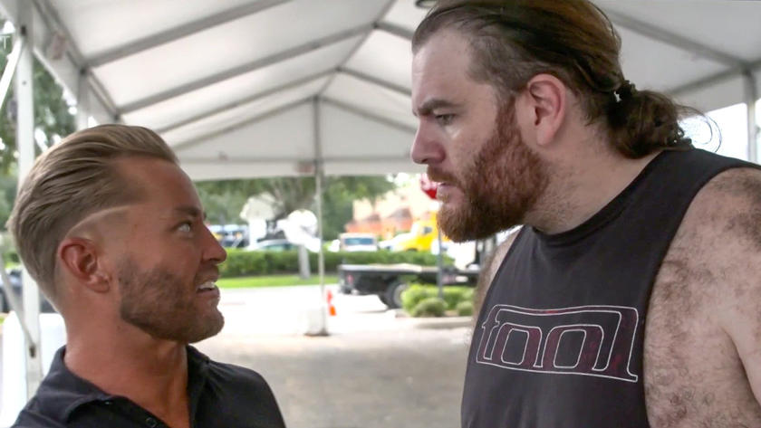 Killian Dain still wants nothing to do with Drake Maverick: WWE NXT, Oct. 7, 2020 | WWE