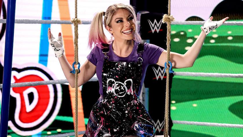 Alexa Bliss Got The Most Creative Freedom In WWE Working With Bray Wyatt 1