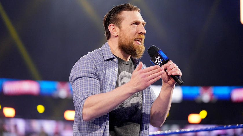 "WWE ""Pushing Hard"" To Sign Daniel Bryan To New Deal"
