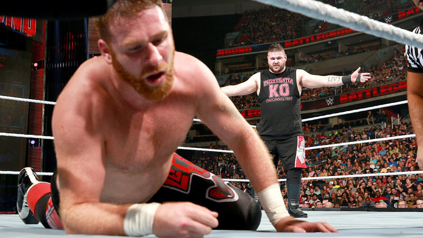 Owens looks to end this conflict once and for all.