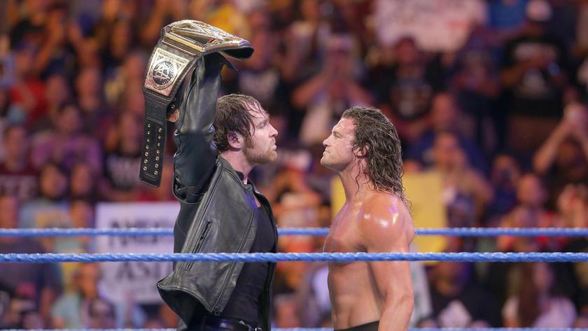 It's Ambrose vs. Ziggler at WWE SummerSlam on Aug. 21!