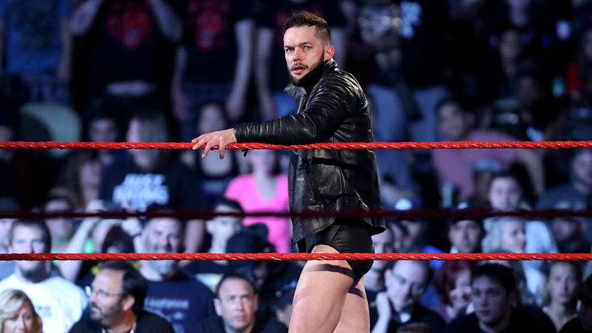 Finn Bálor doesn't show any nerves before his main event showdown against Roman Reigns.