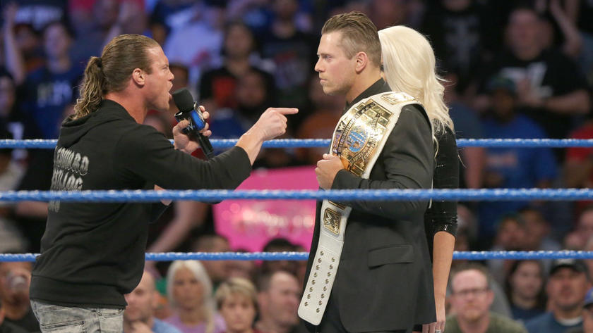 Ziggler says if Miz wants to prove he's not a coward, he would fight him immediately.