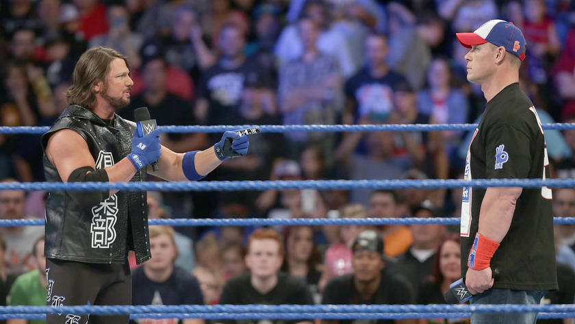 The Leader of the Cenation is ready for any challenge.