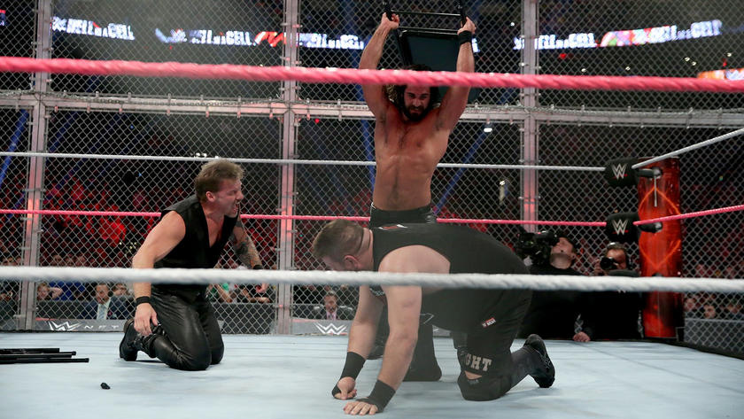WWE Hell in a Cell review: Two new champions crowned