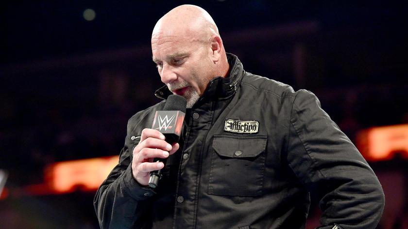 Bill Goldberg é confirmado para o WWE FastLane em março