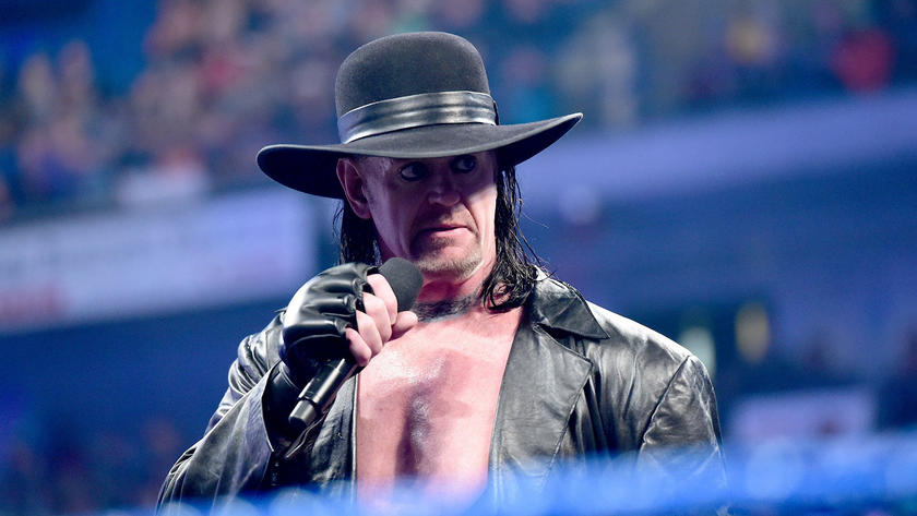 "The second reason? ""At this year's Survivor Series, there's no reason to fear failure. But if you fail, you will have reason to fear The Deadman. Team Raw better … rest in peace!"""