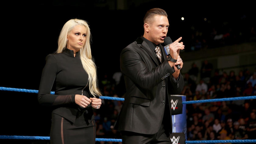 The Miz faces the Superstar who won his Intercontinental Title.