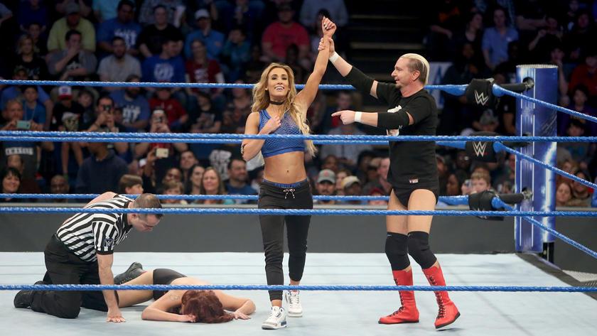 Outra atração anunciada para o próximo SmackDown