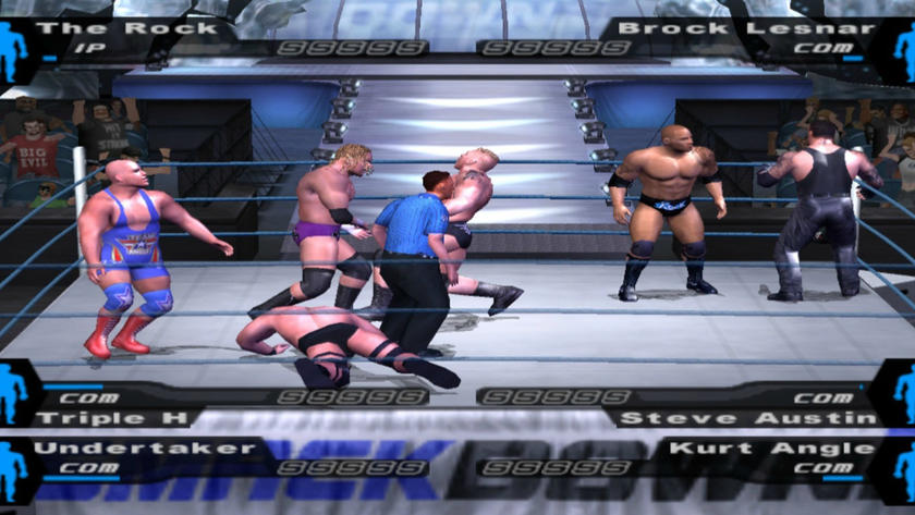 WWE's history of video games | WWE