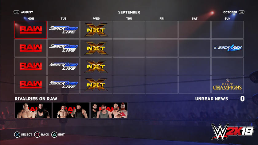 WWE 2K18 Universe Mode details announced | WWE