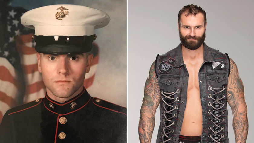 Exclusive interview: Chad Lail talks the WWE Performance Center, his Marine Corps experience and WWE ambitions | WWE