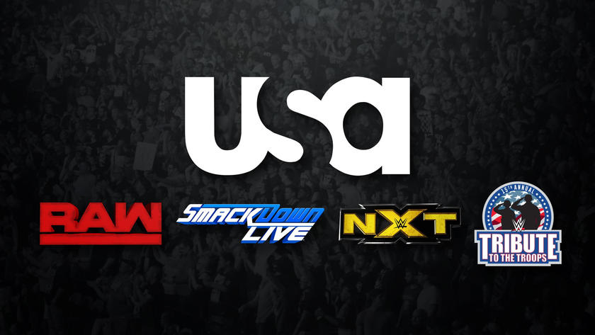 Image result for wwe week on usa 2017