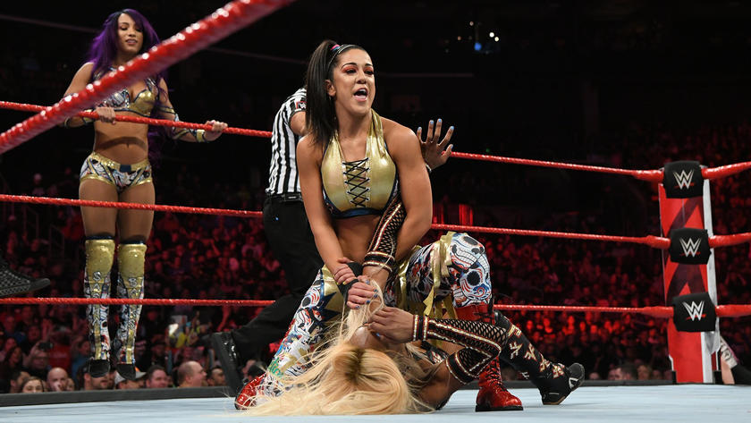 WWE Raw: Oct  29, 2018 | WWE